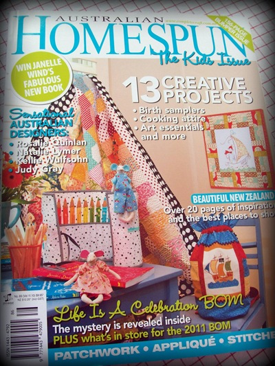 Homespun cover Oct10