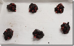 chocolate cherry chip cookies 002