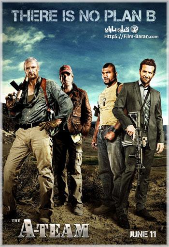 A Team دانلود فیلم زیبای The A Team 2010