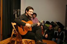 Hugo Mas al Teatre Teatre La Clau (L'Alcúdia) 2008 Foto (CC) Olivia