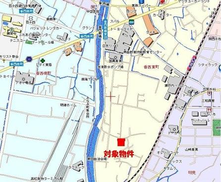 山津様 地図