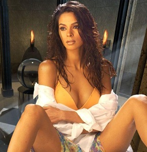 Magic Bollywood Babes: Indian Actress Spreading Legs