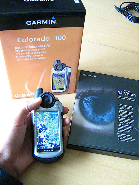 Garmin Colorado 300 GPS