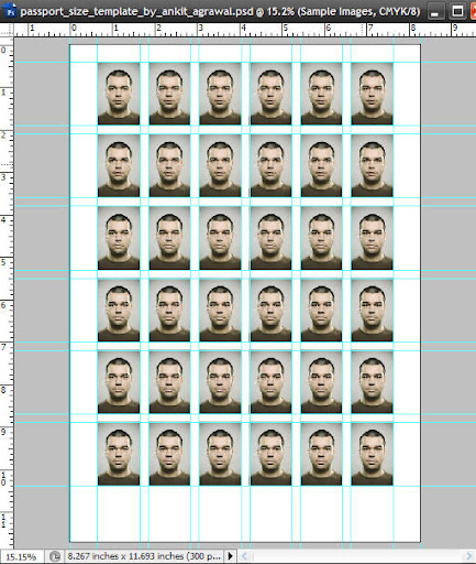passport size photos
