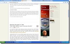 Advani Advertisement for Advani Website