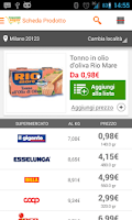 Screenshot of Risparmio Super