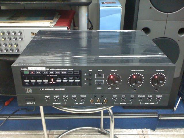 Chuyên cung cấp amply , loa , mixer , pow cho karaoke - 10