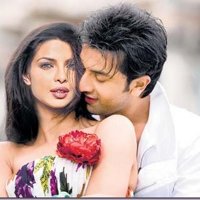 Love between Ranbir and Priyanka Chopra