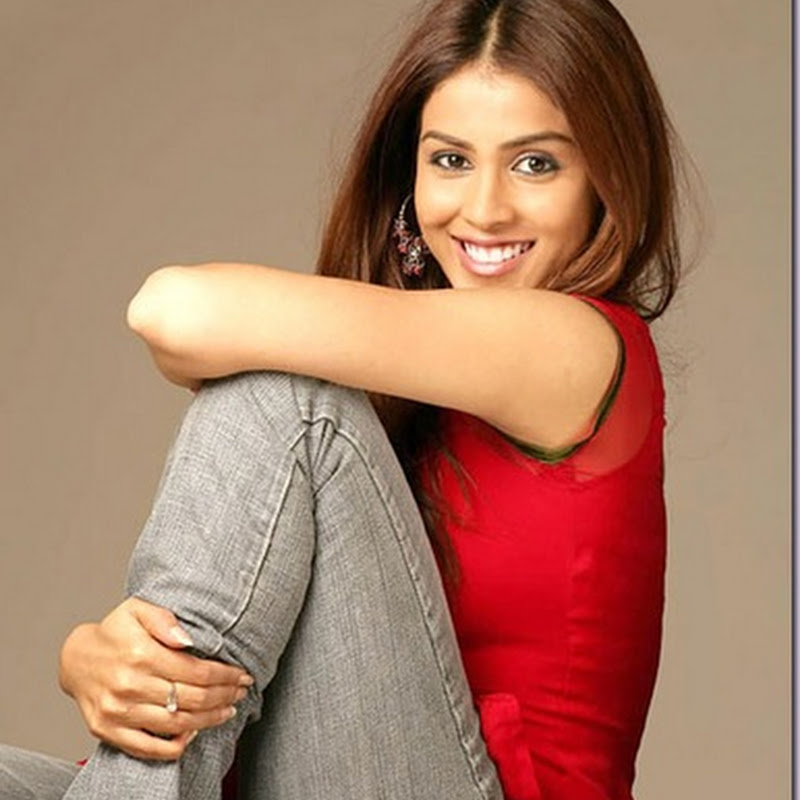 Genelia back to 'Pappu dance'