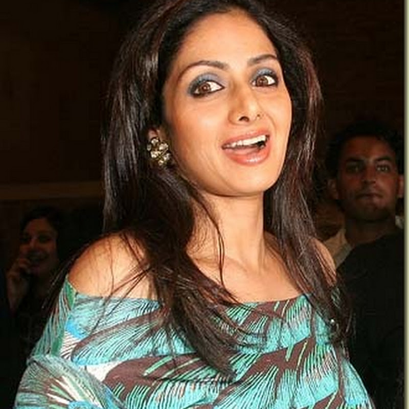 Sridevi comes forward to promote 'Wanted'