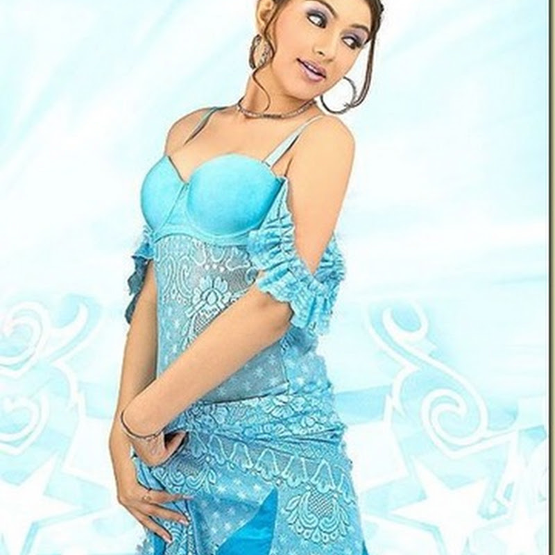 Hansika Motwani with her cute expressions