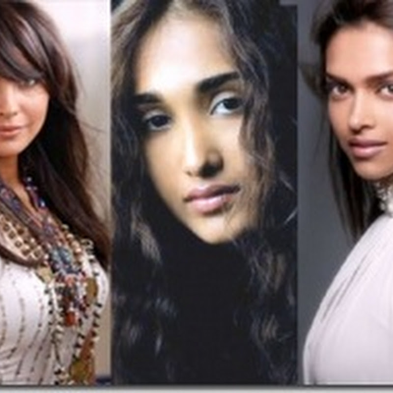 Deepika and Lara ignore the presence of Jiah