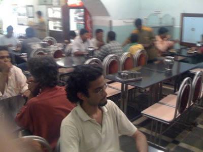 Srijay at Vrundavan Restaurant
