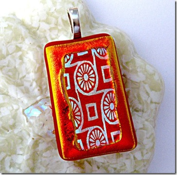 red and orange pendant chris 1