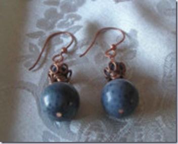 glitznglass earrings