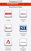 Screenshot of Singapore LIVE