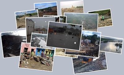 Exibir As cidades de Alagoas atingidas pelas cheias