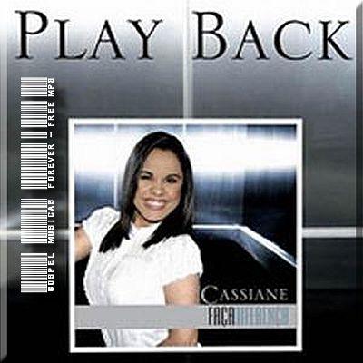 Cassiane - Faça Diferença - Playback - 2007