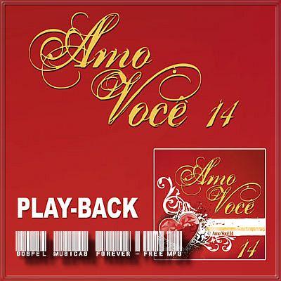 Coleção Amo Você - Volume 14 - Playback - 2008