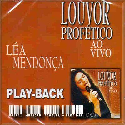Léa Mendonça - Louvor Profético - Playback - 2003