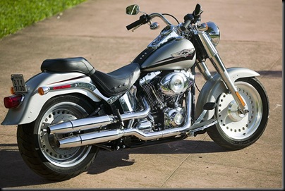 Harley-Davidson Fat Boy - 2