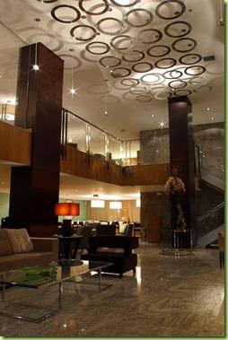 i Lobby Crowne Plaza Curitiba