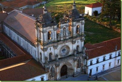 Mosteiro de Alcobaça. Alcobaça.