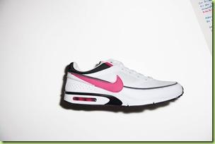 Air Max BW Lite_branco e rosa