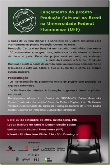 Convite Lançamento RJ