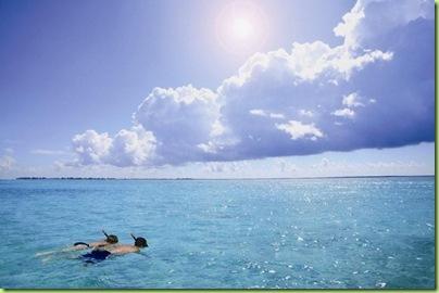 San Andrés - snorkeling