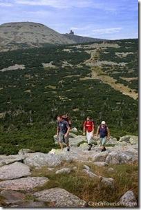 Caminhada pelas montanhas Krkonose - Rep Tcheca b