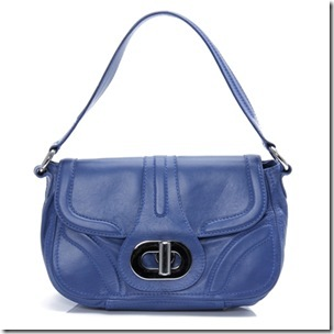 Bolsa azul Lara Costa para Passarela - R$ 149,99(1)