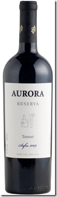 Aurora Reserva Tannat 2009 - BAIXA