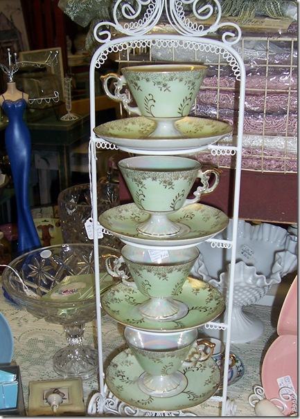 gorgeous green teacups 2
