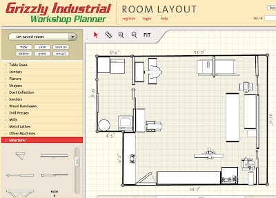 Woodworking Shop Layout Plans - Page 2 of 6 - DIY Woodworking Projects