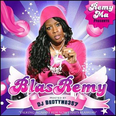 Remy Ma - Blasremy (2008)