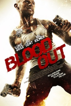 Blood out poster