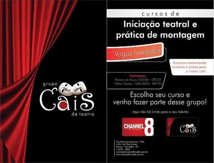 Panfleto Cais - 2