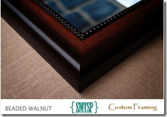 Beaded Walnut