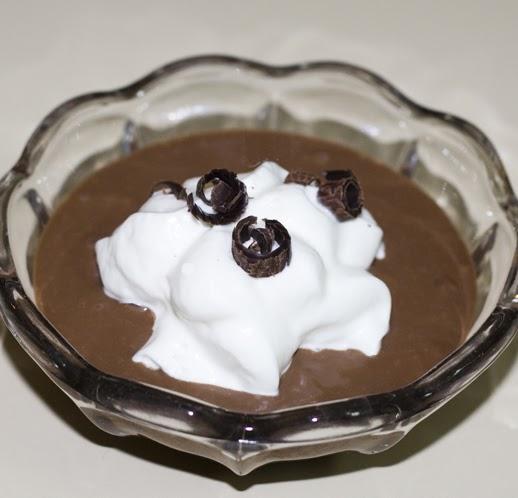 Easy Vitamix Hot Chocolate