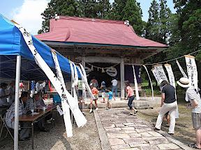 気多神社 渡御祭