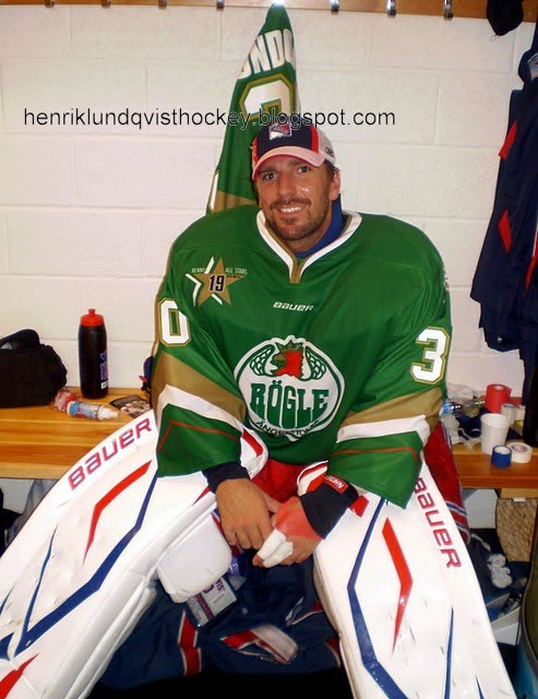 August 2010 Henrik Lundqvist Hockey Goalie God Blog August 2010