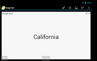Screenshot of StudyDroid Flashcards 2.0-Free