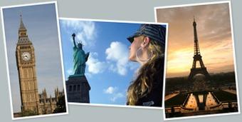 Exibir Sonhos = viajar