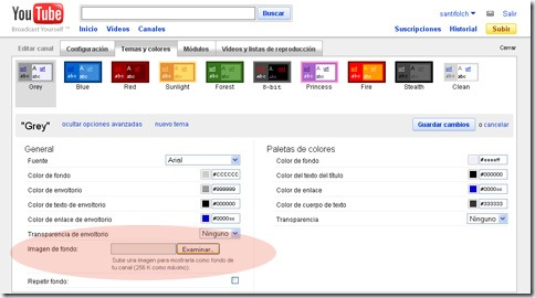 personalizacion-canal-YouTube