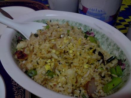 Nasi Goreng Belasah