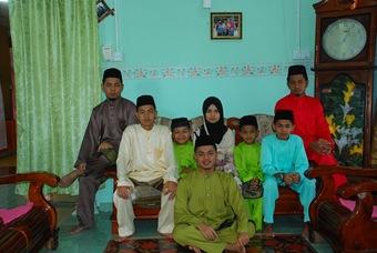 With adik-adik