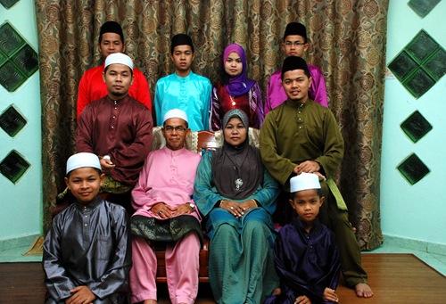 Keluarga Haji Yahaya