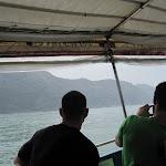 Bootsfahrt in Tai O - Auf der Suche nach Lila Delfinen