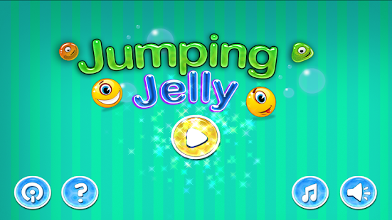 Jumping Jelly - screenshot